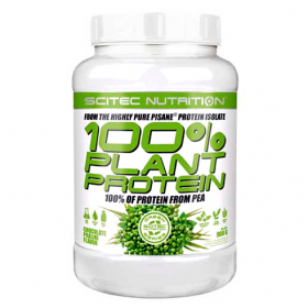 100% Plant Protein Scitec Nutrition 900g