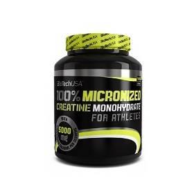 100% Micronized Creatine Biotech USA 500g