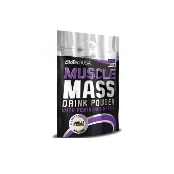 Muscle Mass Biotech USA 4.5kg