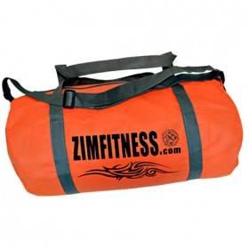 Sac de sport Tribal Zimfitness Orange. Matière : Non-tissé 80 gr/m²