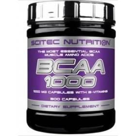 BCAA 1000 Scitec Nutrition 300 caps