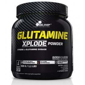 Glutamine Xplode Powder Olimp Nutrition 500g