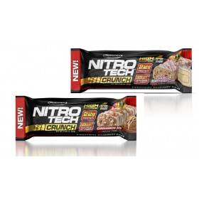 Barre Nitro Tech Crunch Bar Muscletech 65g