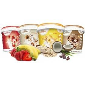 Oats and Whey Protein Porridge 100g