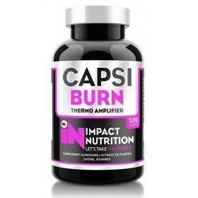 Capsi Burn Impact Nutrition 120 caps