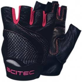 Gants Pink Style Scitec Nutrition