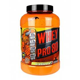 Whey Pro 80 Minotaurus Nutrition 2268g