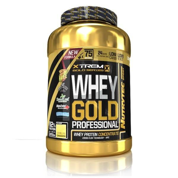 Whey Gold Professional Xtrem Gold Series 2250 g