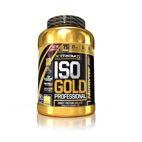 Iso Gold Professional Xtrem Gold Series 2250 g