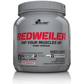 Redweiler Olimp Nutrition 480g