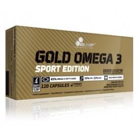 Gold Omega 3 Sport Edition Olimp Nutrition 120 caps