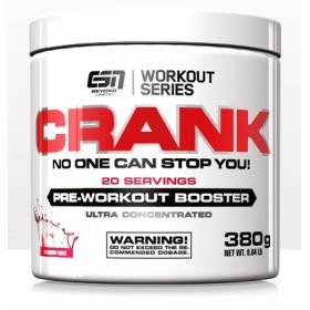CRANK ESN (Elite Sports Nutrients) 380g