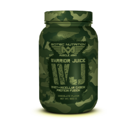 Warrior Juice 2100g Muscle Army