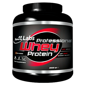 Professional Whey Protein All Sports Labs 300g