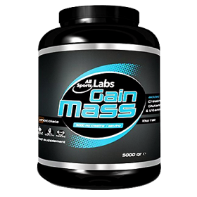 Gain Mass All Sports Labs 5000g