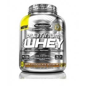 Platinum 100% Pure Whey MuscleTech 2267g