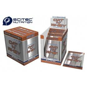 OAT N WHEY 12*92 g Scitec Nutrition