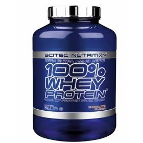 100% Whey Protein 2350g Scitec Nutrition