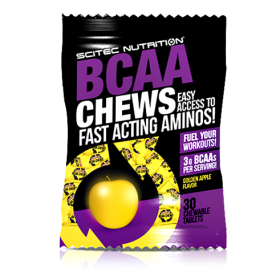 BCAA Chews Scitec Nutrition 30 tabs