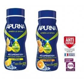 Boisson de récupération Apurna 300ml