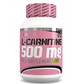 L carnitine Biotech USA 60 caps 500mg