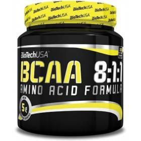 BCAA 8.1.1 Biotech USA 300g