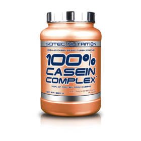 100% Casein Complex 920g Scitec Nutrition