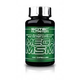 Mega MSM 100 caps Scitec Nutrition