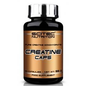 100% Creatine 120 caps Scitec Nutrition