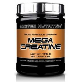 Mega Creatine 5000mg 150 caps Scitec Nutrition