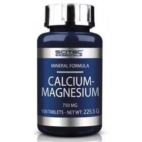 Calcium-Magnesium 100 tabl. Scitec Nutrition