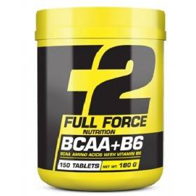 BCAA + B6 150 caps Full Force