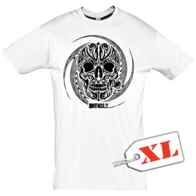 Tee-Shirt Zimfitness Crane Tribal Taille XL