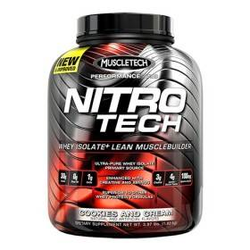 Nitro-Tech Performances Series Muscletech 1800g