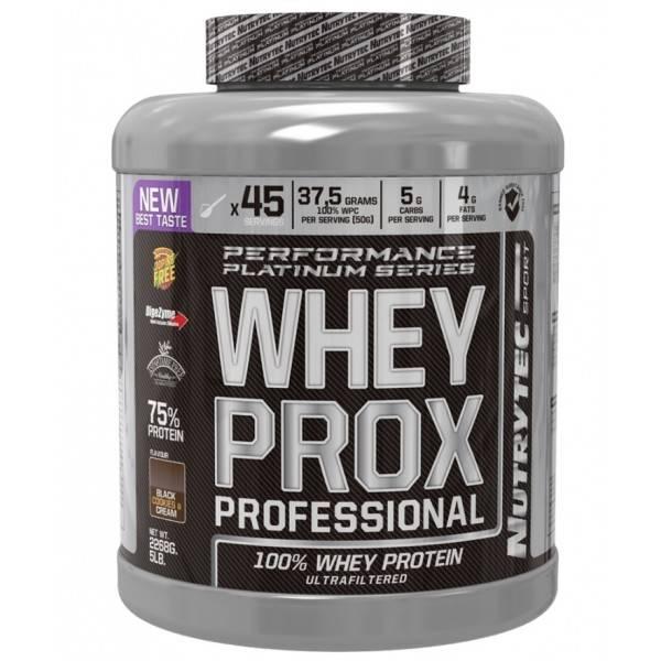 Whey Prox Nutrytec Performance Platinium Series 2268g