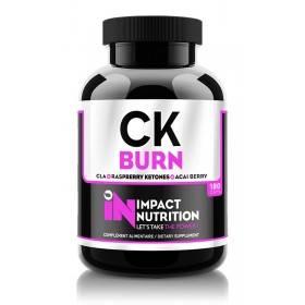 Ck Burn Impact Nutrition 180 caps