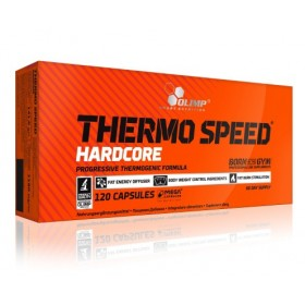 Thermo Speed Hardcore Olimp Nutrition 120caps