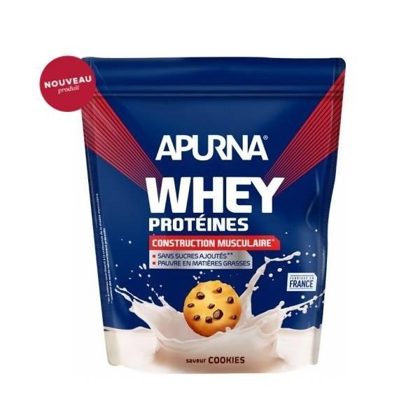 Whey Protéines Apurna 750g