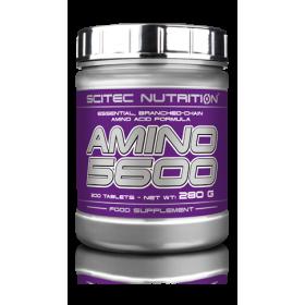 Amino 5600 200 tabl. Scitec Nutrition
