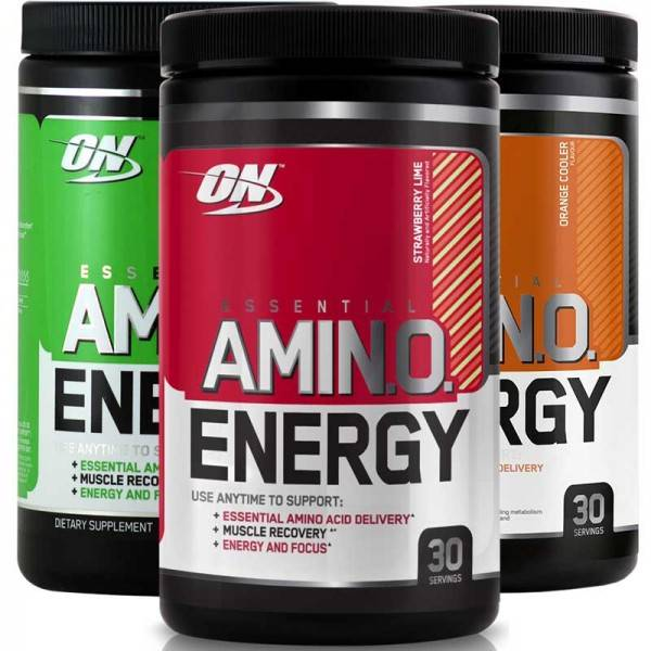 Essential AmiNO Energy Optimum Nutrition 270g