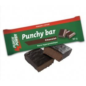 Barre Punchy Bar protéinée Punch Power 30g