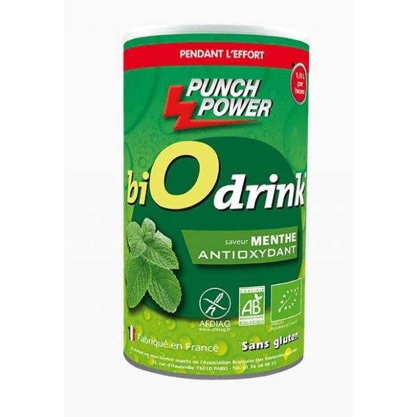 biOdrink antyoxydant Punch Power 500g