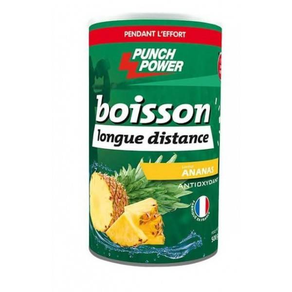 Boisson longue distance Punch Power 500g