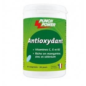 Antioxydant Punch Power 60caps