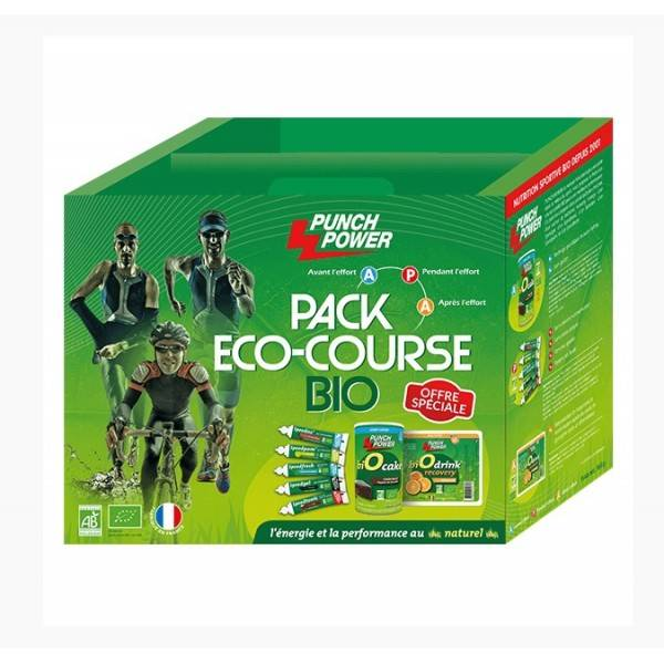 Pack Eco-Course Bio Punch Power