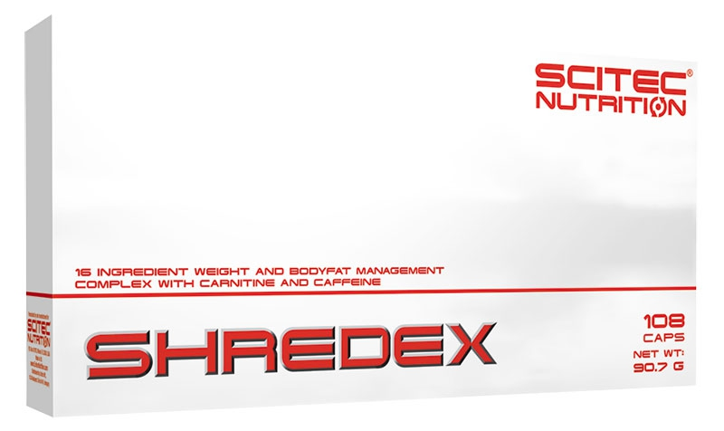 Shredex Scitec Nutrition 108 caps