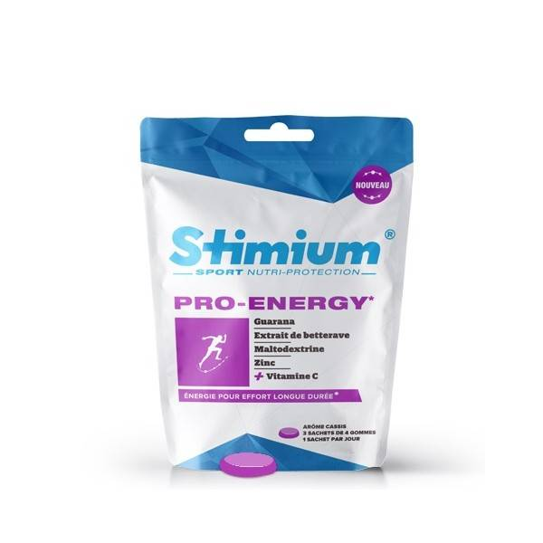 Gomme Pro Energy Stimium 12 gommes