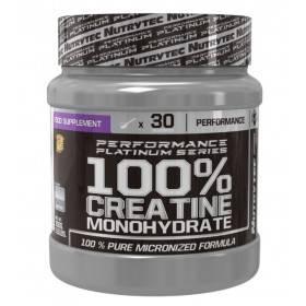 100% Creatine Monohydrate Nutrytec