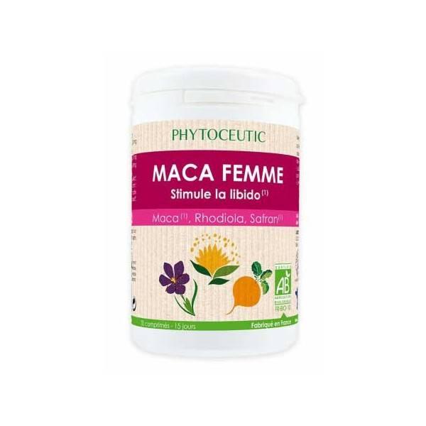 Maca Femme Bio Phytoceutic 30 caps