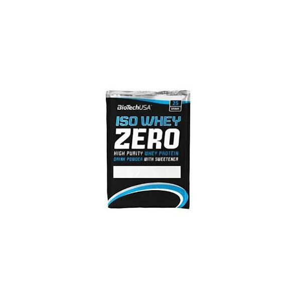 Sachet Iso Whey Zero 25g (parfum aléatoire)